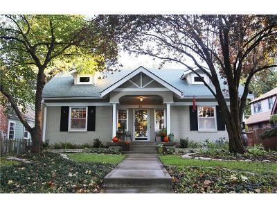 Kansas City Single Family Home For Sale: 211 E 67 Street