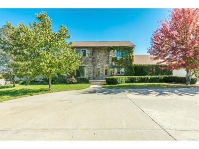 Olathe Single Family Home For Sale: 600 N Olathe View Road