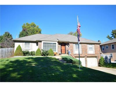 Kansas City Single Family Home For Sale: 1212 NE 81st Terrace