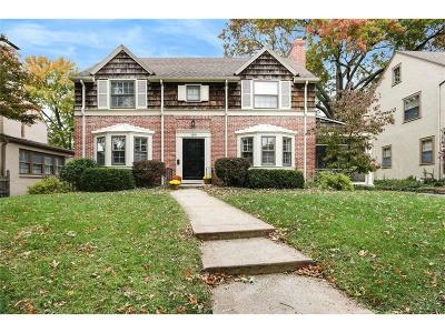 Kansas City Single Family Home For Sale: 1014 W 70th Terrace