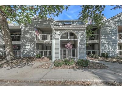 Overland Park Condo/Townhouse Show For Backups: 8814 W 106th Terrace
