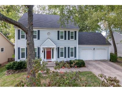 Lenexa Single Family Home For Sale: 7634 Monrovia Street