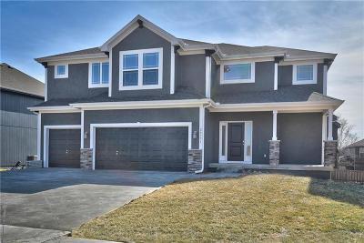 Olathe Single Family Home For Sale: 20371 W 107th Terrace