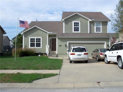 Raymore MO Single Family Home For Sale: $244,900