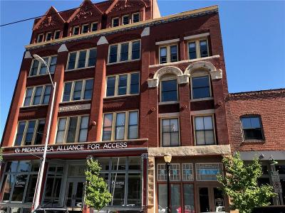 Kansas City Condo/Townhouse For Sale: 309 Delaware Street #404