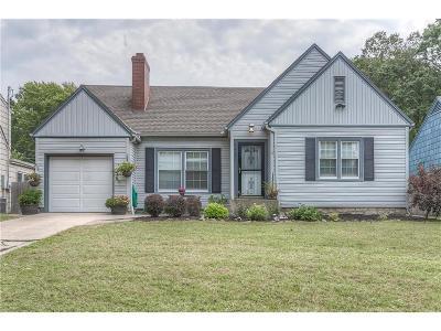 Kansas City Single Family Home For Sale: 7635 Jarboe Street