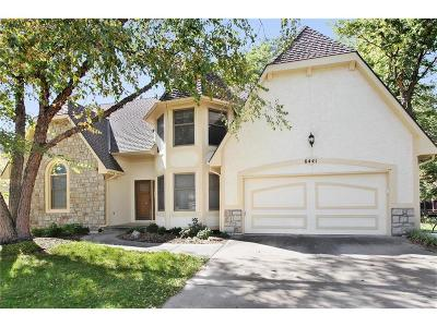 Overland Park Single Family Home For Sale: 6441 W 125th Street