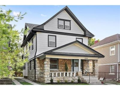 Kansas City Single Family Home For Sale: 3937 St. John Avenue
