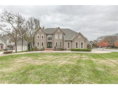 Overland Park Single Family Home For Sale: 11402 W 139th Terrace