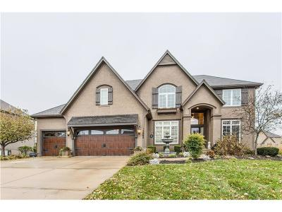 Overland Park Single Family Home For Sale: 15005 Carter Road
