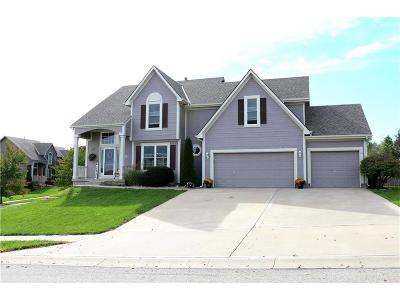 Kansas City Single Family Home For Sale: 9720 N Marsh Avenue