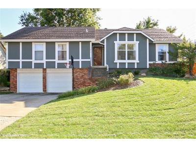 Lenexa Single Family Home For Sale: 15015 W 93rd Terrace