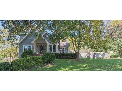 Shawnee Single Family Home For Sale: 6624 Cottonwood Drive