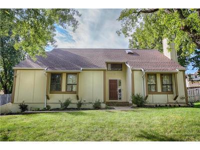 Shawnee Single Family Home For Sale: 6932 Rene Court