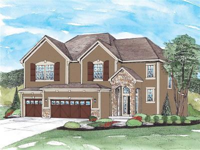 Olathe Single Family Home Show For Backups: 12175 S Pine Street