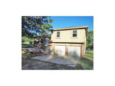 Belton MO Single Family Home For Sale: $133,000