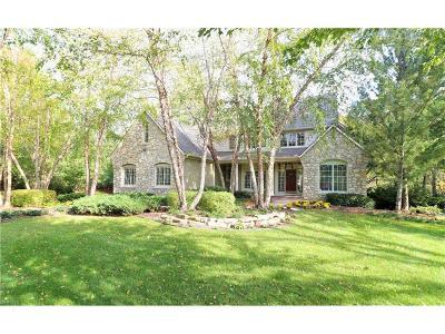 Johnson-KS County Single Family Home For Sale: 3101 Ironhorse Court
