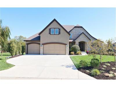 Overland Park Single Family Home For Sale: 15713 Mohawk Street