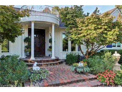 Prairie Village Single Family Home For Sale: 4011 W 87th Street