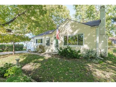 Merriam Single Family Home For Sale: 5821 Mackey Street
