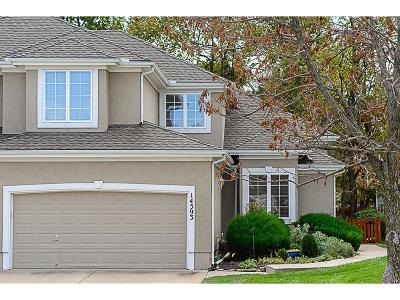 Olathe Condo/Townhouse Show For Backups: 14593 W 139th Street