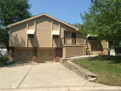 Raytown MO Single Family Home For Sale: $97,500