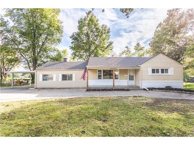 Grandview Single Family Home For Sale: 7511 High Grove Road