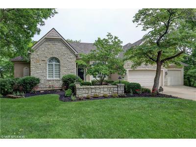 Olathe Single Family Home For Sale: 10781 S Cedar Niles Circle