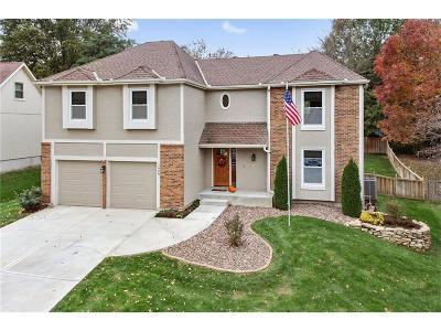 Lenexa Single Family Home For Sale: 7920 Oakview Street