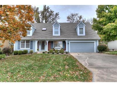 Olathe Single Family Home For Sale: 18410 W 114th Street