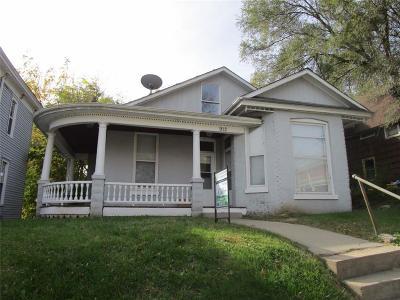 Atchison Single Family Home For Sale: 912 Kansas Avenue