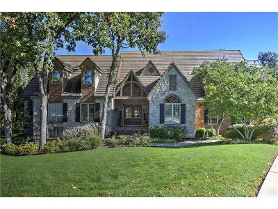 Leawood Single Family Home Show For Backups: 15426 Iron Horse Circle