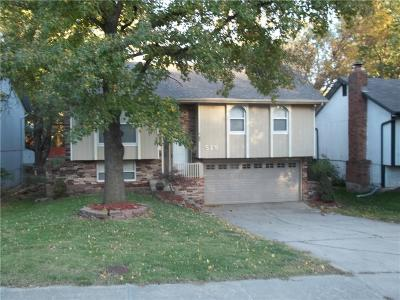 Liberty Single Family Home For Sale: 519 N Grover Street