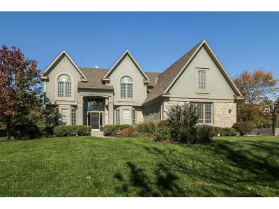 Leawood Single Family Home Show For Backups: 5010 W 150 Street