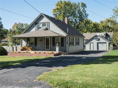 Shawnee Single Family Home For Sale: 5640 Long Avenue