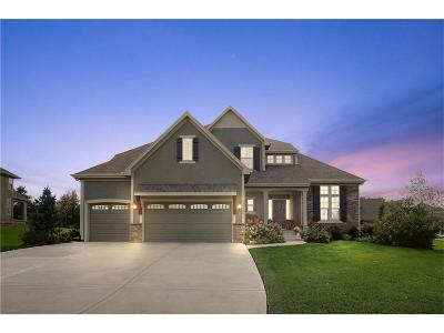 Overland Park Single Family Home For Sale: 15400 Barton Street
