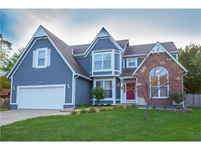 Overland Park Single Family Home Show For Backups: 12811 W 121st Street