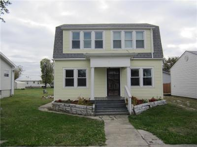 Single Family Home For Sale: 413 W Pine Street