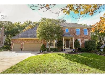 Leawood Single Family Home Show For Backups: 12748 Delmar Drive