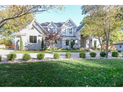 Prairie Village Single Family Home For Sale: 4430 W 90th Terrace