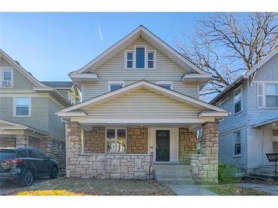 Kansas City Single Family Home For Sale: 4132 Charlotte Street