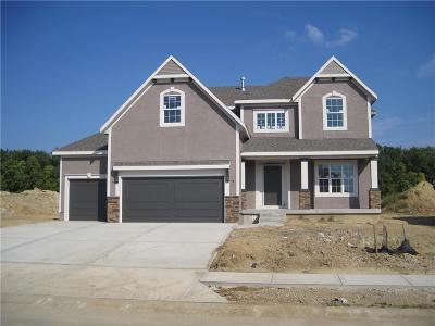 Olathe Single Family Home For Sale: 16508 S Parkwood Street