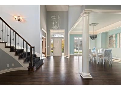 Overland Park Single Family Home For Sale: 13913 Caenen Street