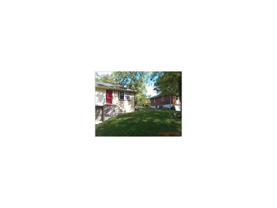 Blue Springs MO Single Family Home For Sale: $109,900