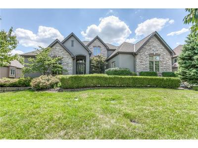 Overland Park Single Family Home For Sale: 12203 W 139th Terrace