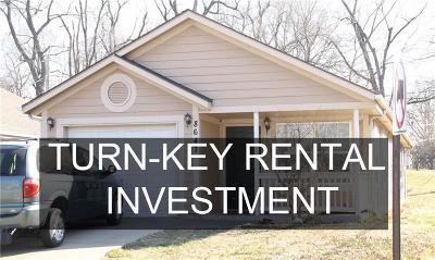 Lenexa Single Family Home For Sale: 8647 Melrose Street