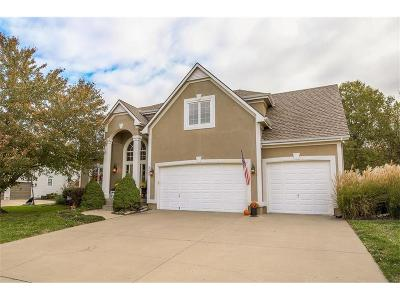 Blue Springs Single Family Home For Sale: 3109 S Redtail Drive