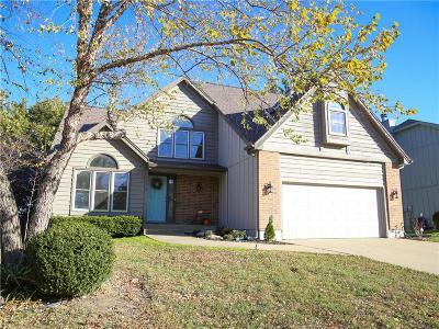 Olathe Single Family Home For Sale: 15720 W 143rd Terrace