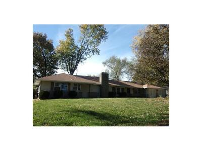 Blue Springs MO Single Family Home For Sale: $119,900
