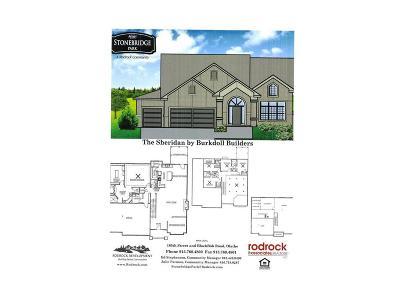 Olathe Single Family Home For Sale: 16422 S Marais Drive